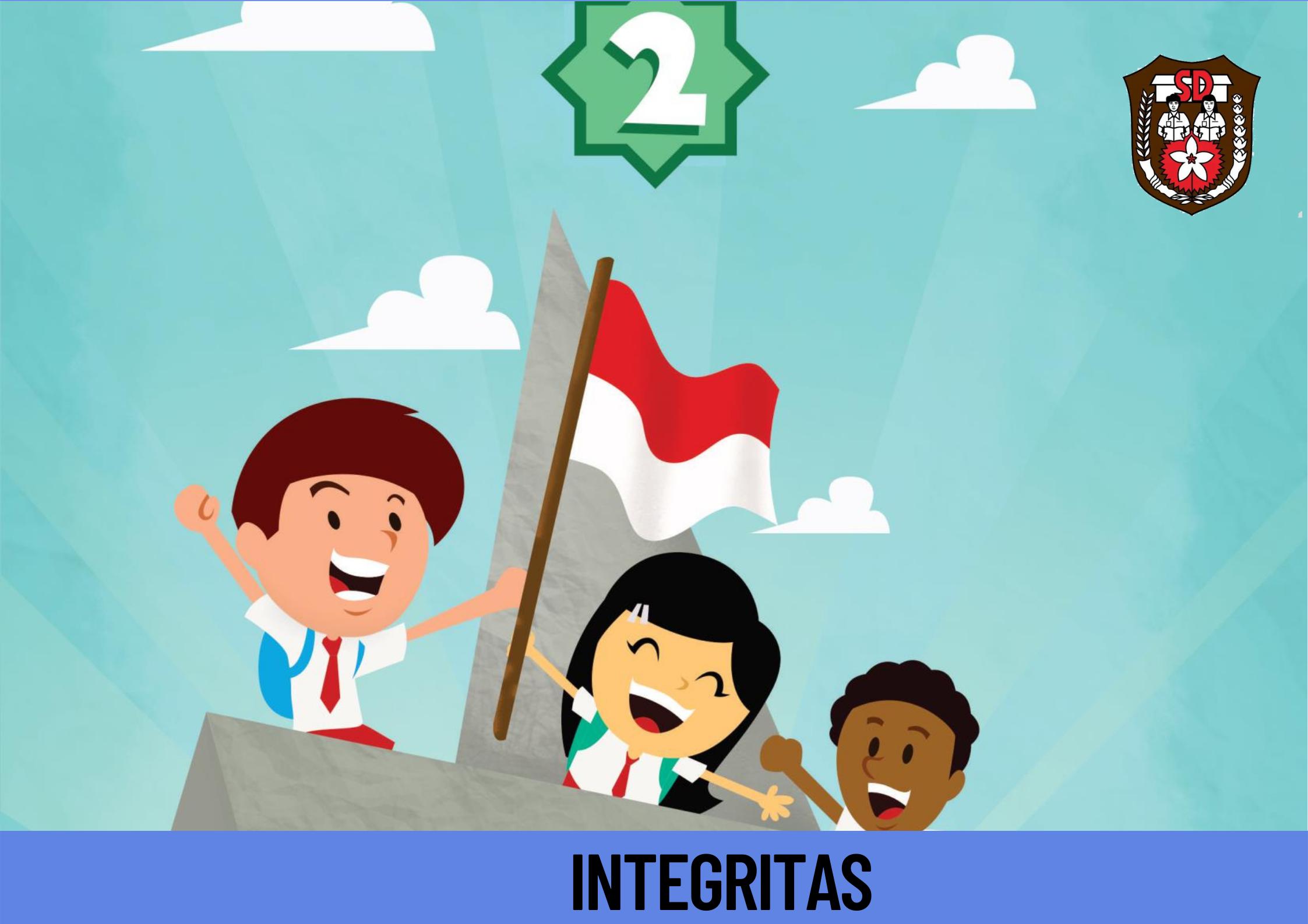 kelas Integritas kelas 2 SD