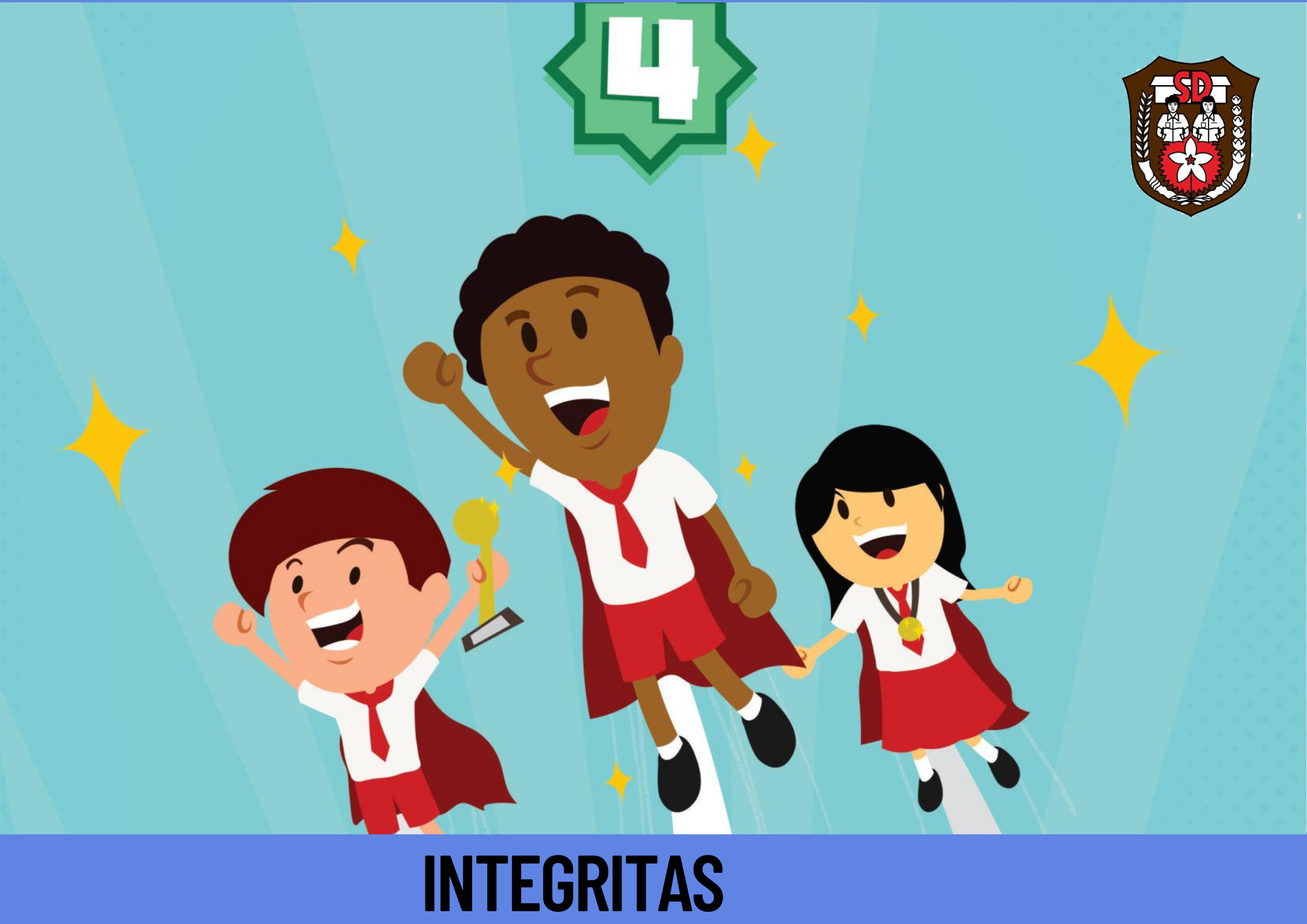 Integritas1 Kelas 4 SD